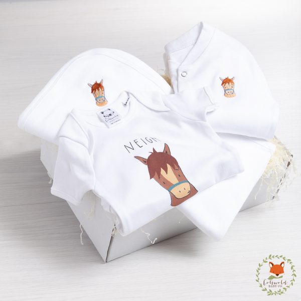 Lovely Little Pony Baby Gift Set | Cotswold Baby Co