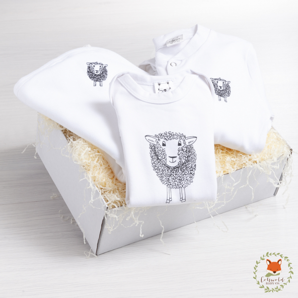 Lovely Little Lamb Baby Gift Set | Cotswold Baby Co