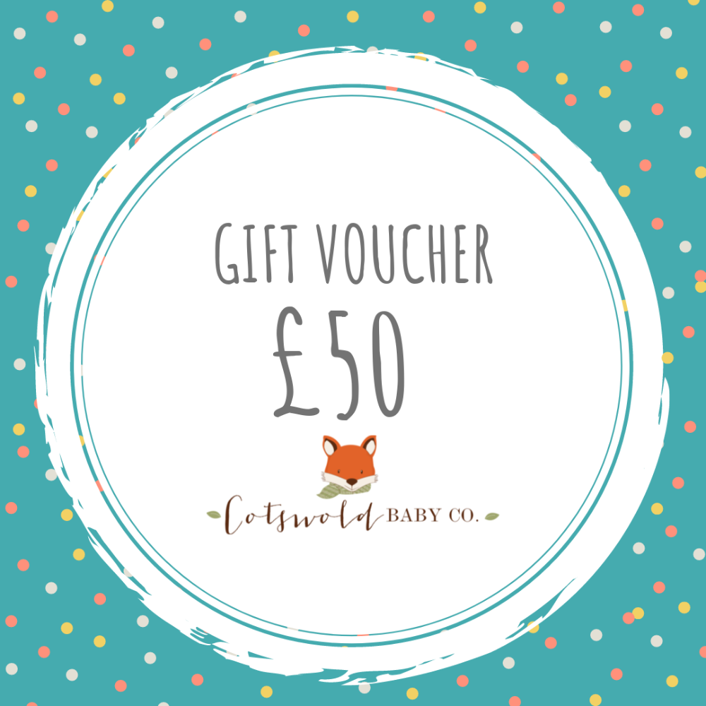 £50 gift voucher for cotswold baby co