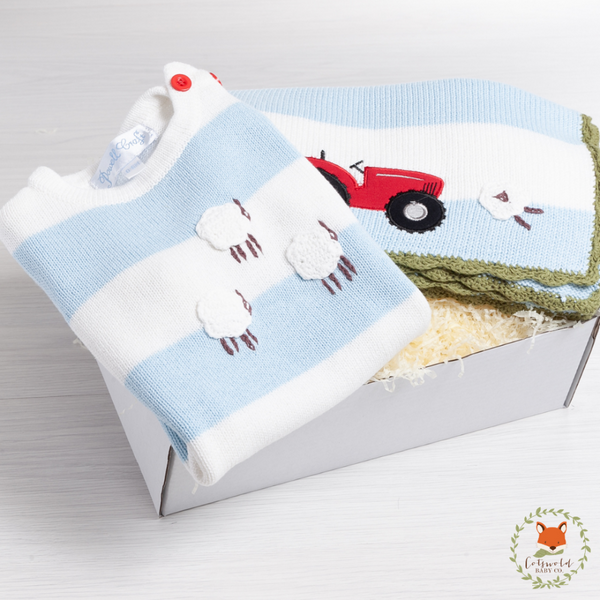 Baby Farm Gift Set | Cotswold Baby Co