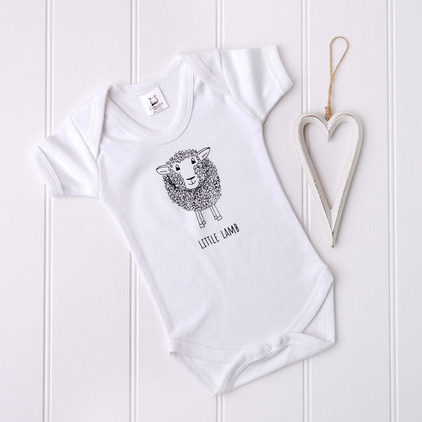 Little Lamb Bodysuit | Cotswold Baby Co
