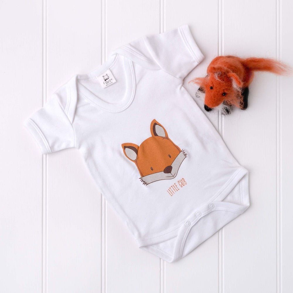 Little Cub Bodysuit | Cotswold Baby Co