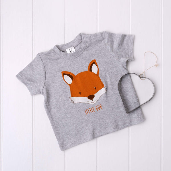 Little Cub Fox T-Shirt