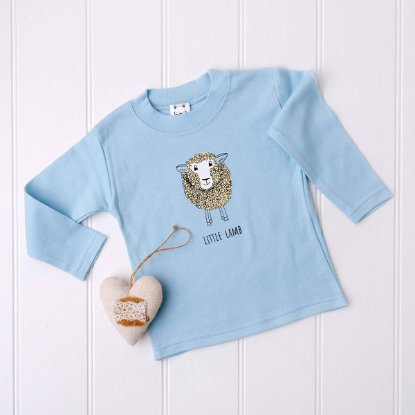 Little Lamb T-shirt | Cotswold Baby Co