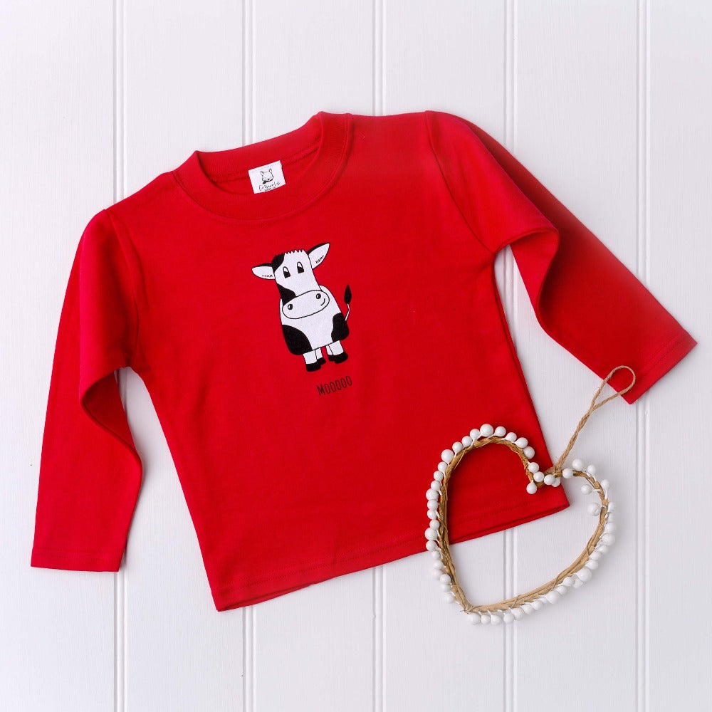Mooooo! T-shirt | Cotswold Baby Co