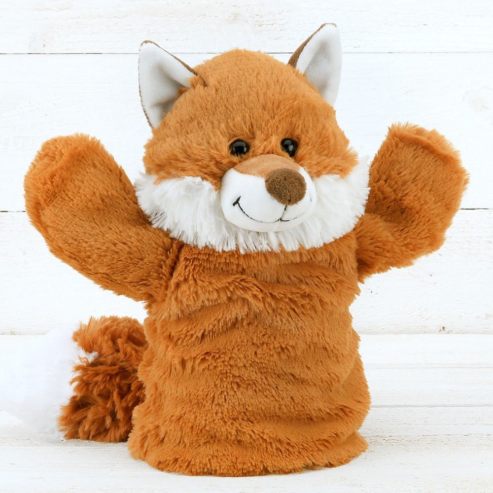 Kids Foxy Hand Puppet Toy by Jomanda | Cotswold Baby Co