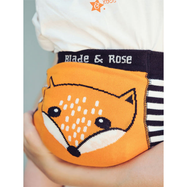 Freddie Fox shorts by blade and rose | Cotswold Baby Co