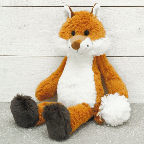 Freddie Fox Soft Toy by Jomanda | Cotswold Baby Co