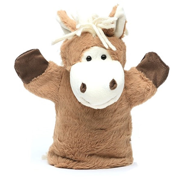 Pony Hand Puppet for Kids by Jomanda | Cotswold Baby Co