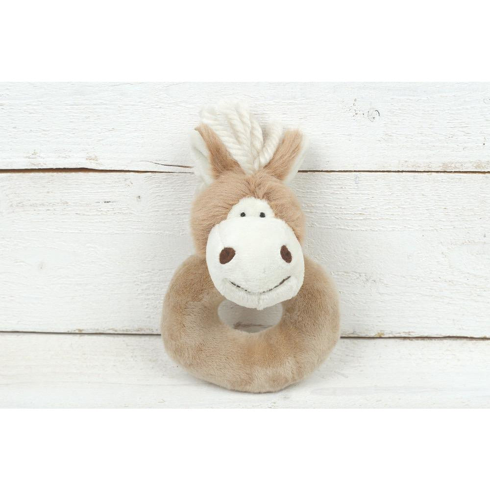 Pony Baby Rattle by Jomanda | Cotswold Baby Co