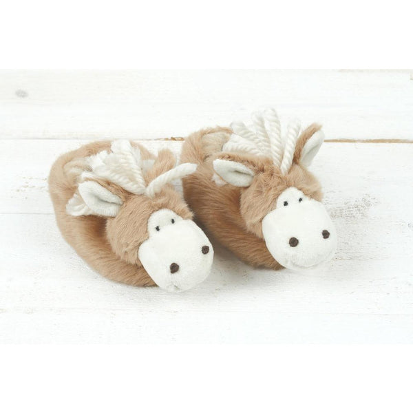 Baby Pony Slippers by Jomanda | Cotswold Baby Co