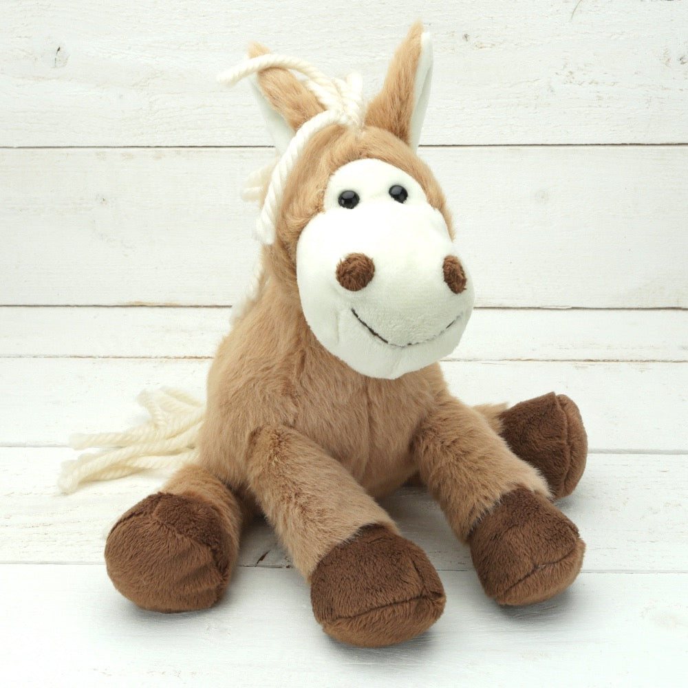 Wilbur Pony Soft Toy by Jomanda | Cotswold Baby Co