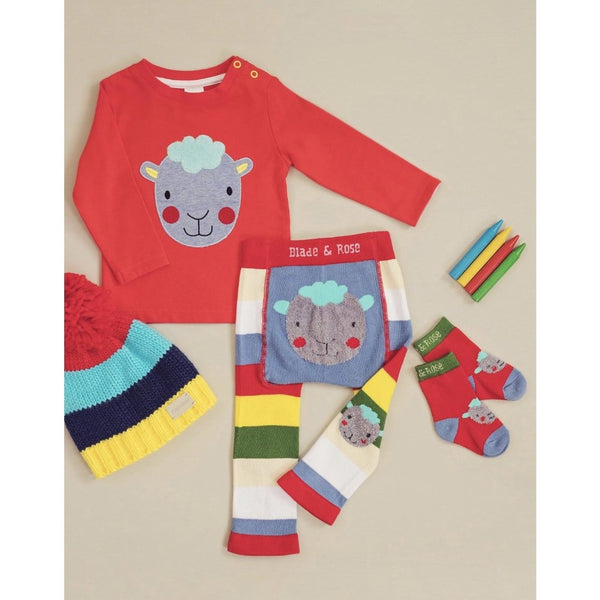Bright Lamb Outfit | Blade & Rose | Cotswold Baby Co.