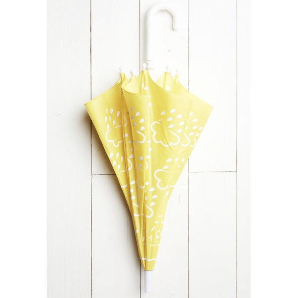 Yellow Colour Changing Umbrella | Grass & Air