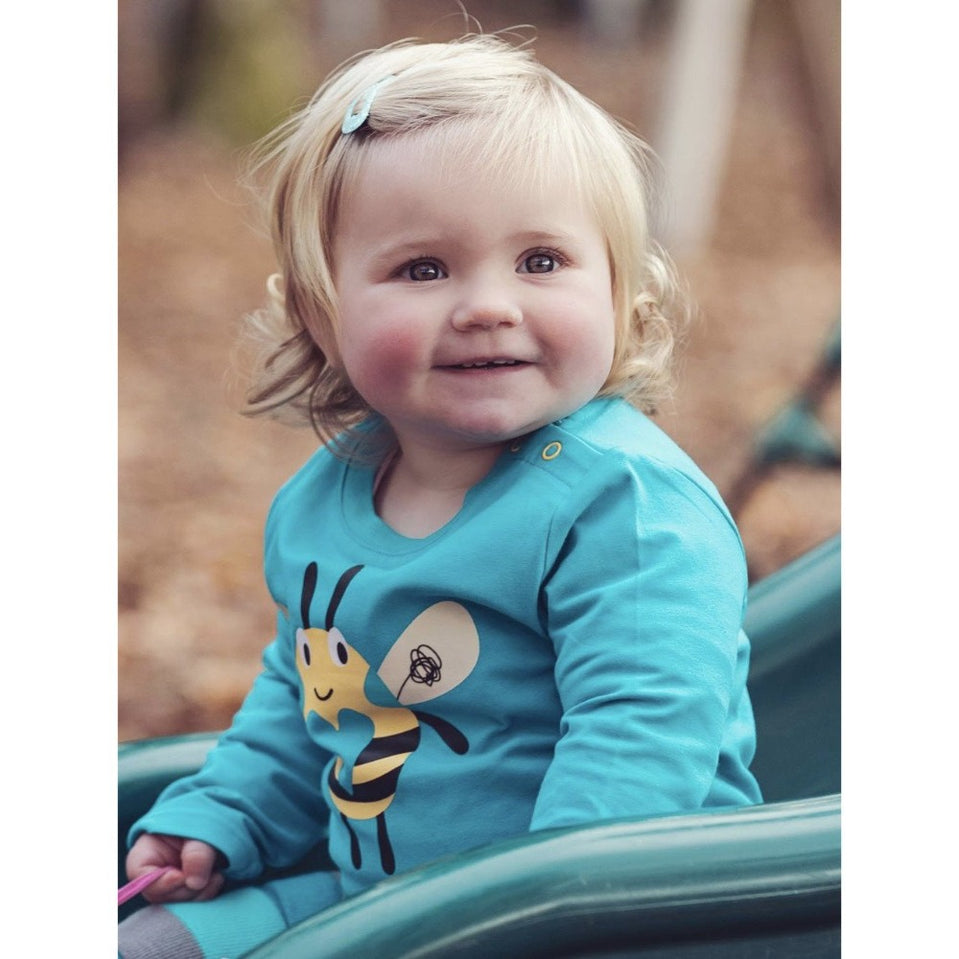 Buzzy Bee T-Shirt | Blade & Rose | Cotswold Baby Co.