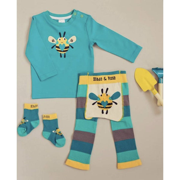 Buzzy Bee Outfit | Blade & Rose | Cotswold Baby Co