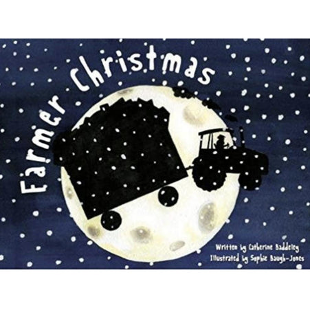 Farmer Christmas Children's Book