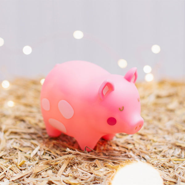 Little Pig Children's Night Light by Sass & Belle | Cotswold Baby Co