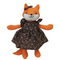 Mrs Fox Soft Toy by Powell Craft