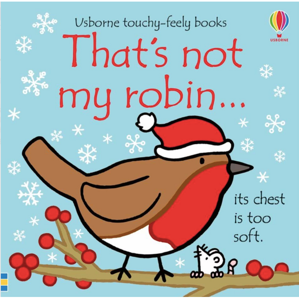 That's not my Robin ...