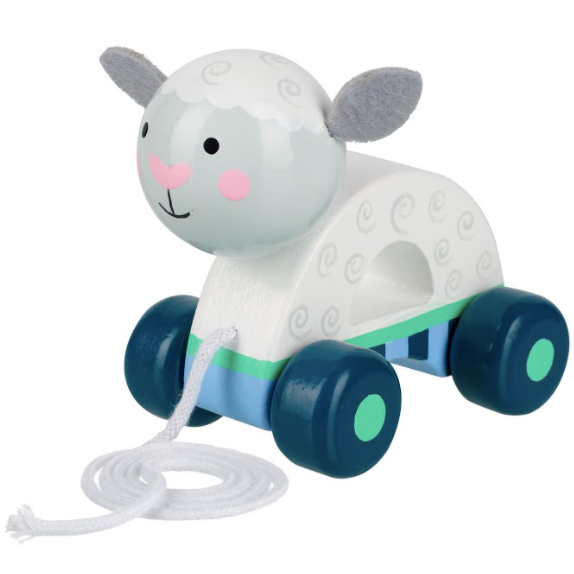 Sheep Pull Along by Orange Tree Toys