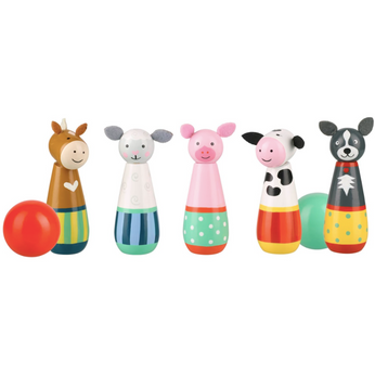 Farm Skittles by Orange Tree Toys