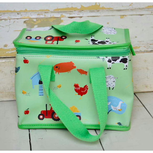 Down on the Farm lunch bag by Powell Craft