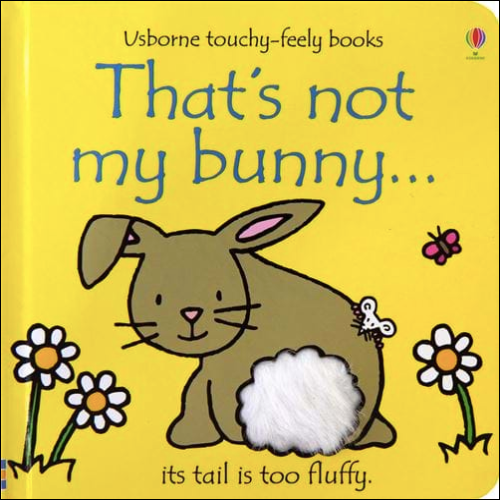 That's not my bunny...Usborne book