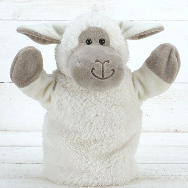 Sheepy Hand Puppet by Jomanda | Cotswold Baby Co