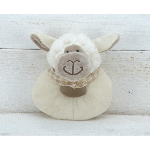 Baby Sheepy Rattle by Jomanda | Cotswold Baby Co