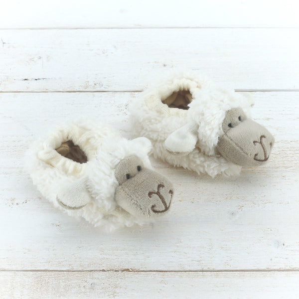 Baby Sheep Slippers by Jomanda | Cotswold Baby Co