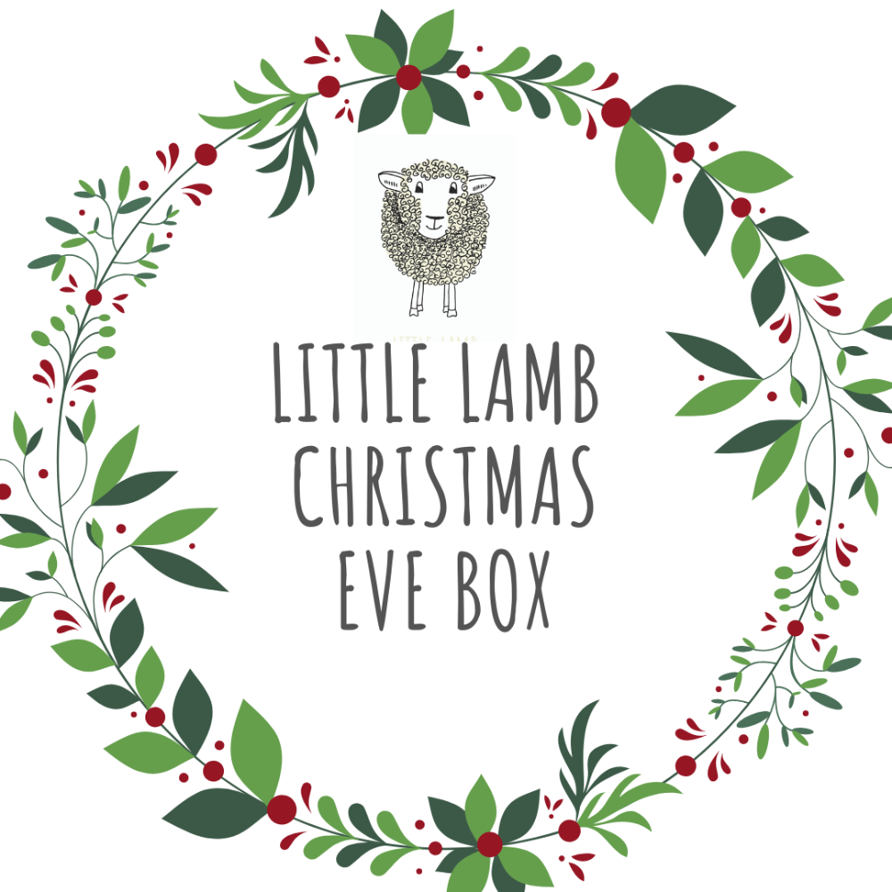 Little Lamb Christmas Eve Box | Cotswold Baby Co.