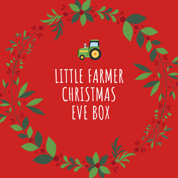 Little Farmer Christmas Eve Box | Cotswold Baby Co.