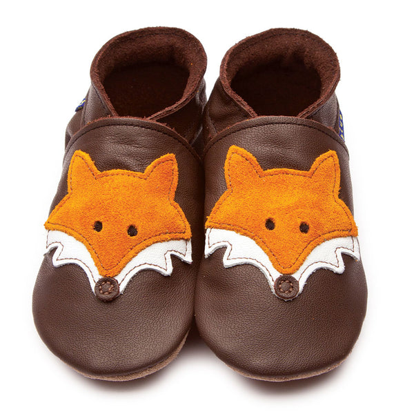 Fox Leather Shoes