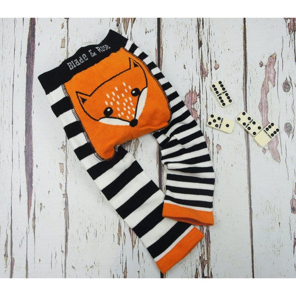 Freddie Fox Leggings by Blade & Rose - Cotswold Baby Co.
