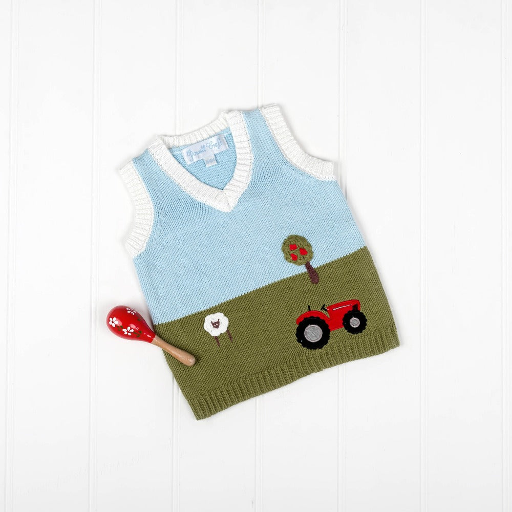 Farmyard Tank-Top