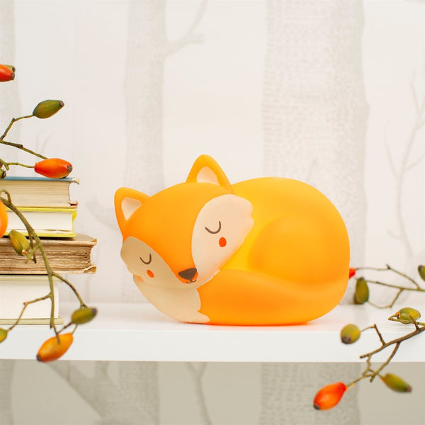 Children's Fox Night Light