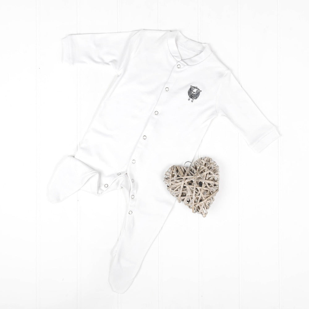 Little Lamb Sleepsuit | Cotswold Baby Co