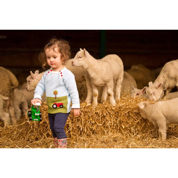 Farmyard Crew Neck Jumper