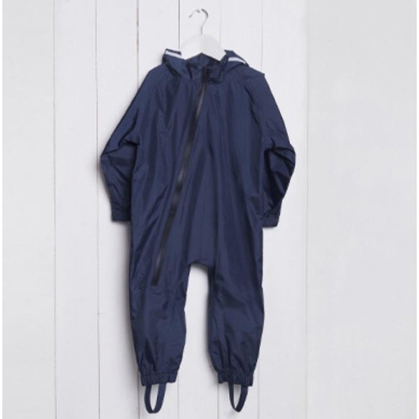 Navy Waterproof Stomper Suit