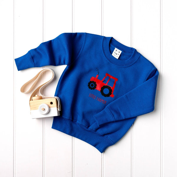 Little Farmer Sweatshirt | Cotswold Baby Co