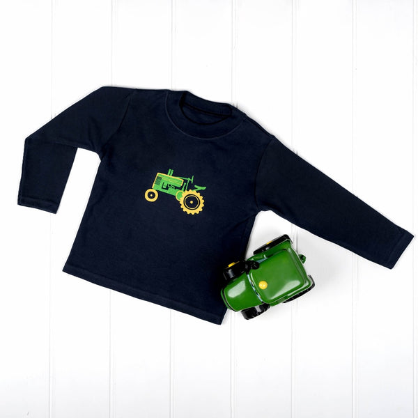 Vintage Tractor T-shirt | Cotswold Baby Co.