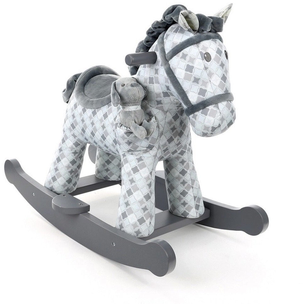 Pixie & Fluff Rocking Horse by Little Bird Told Me | Cotswold Baby Co