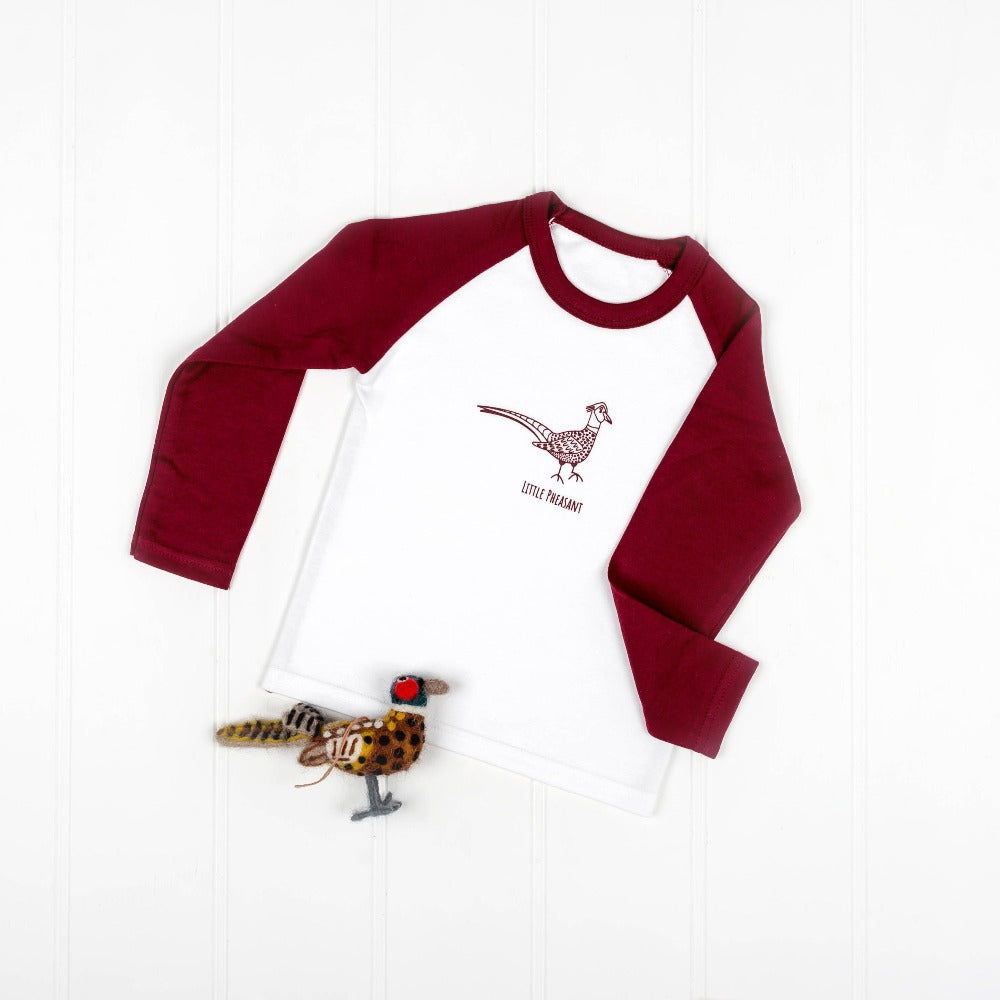 Little Pheasant T-shirt | Cotswold Baby Co.