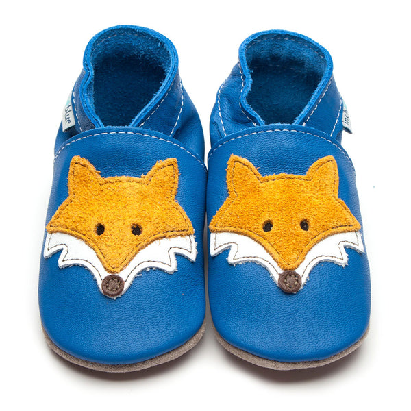 Fox Shoes by Inch Blue