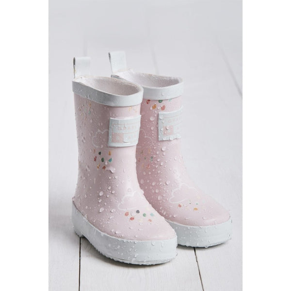 Baby Pink Wellies by Grass & Air