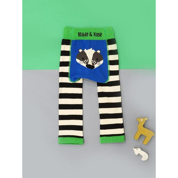 Pip the Badger Leggings by Blade & Rose