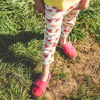 tractor leggings by Toucan Blue | Cotswold Baby Co