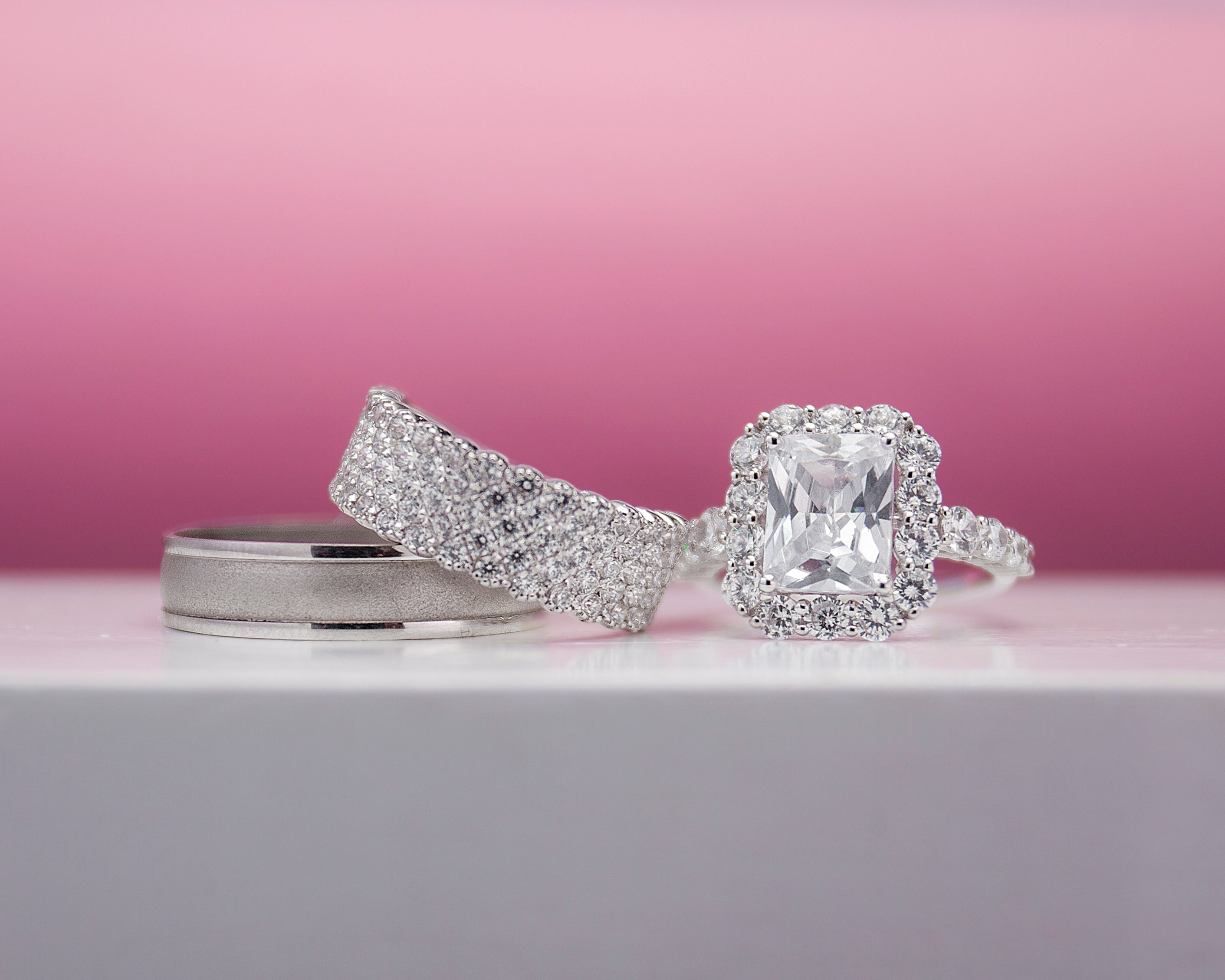 How to maintain a white Gold Ring