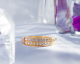 Darlene 18Karat Yellow Gold Wedding Band